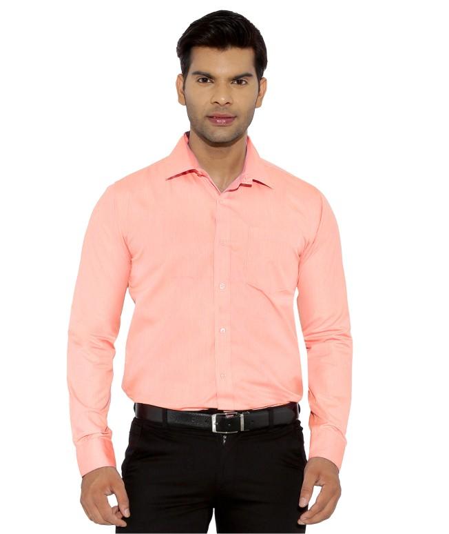 FSVT011 -  Peach Formal Shirt