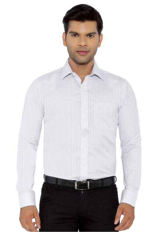 FSVT013 -  White Formal Shirt
