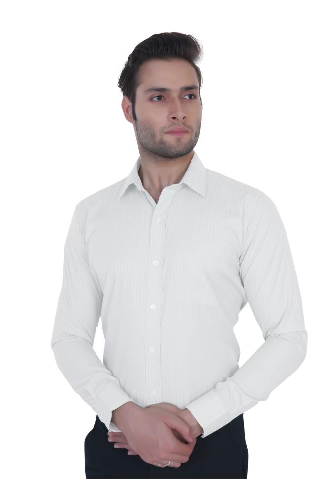 FSVT016 -  White Formal Shirt