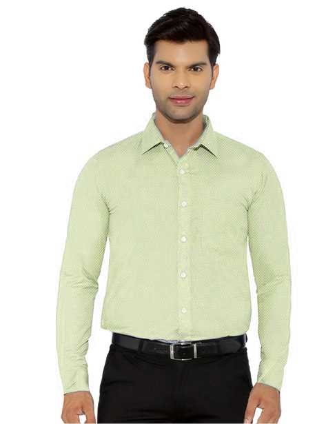 FSVT019 - Sky Green Formal Shirt