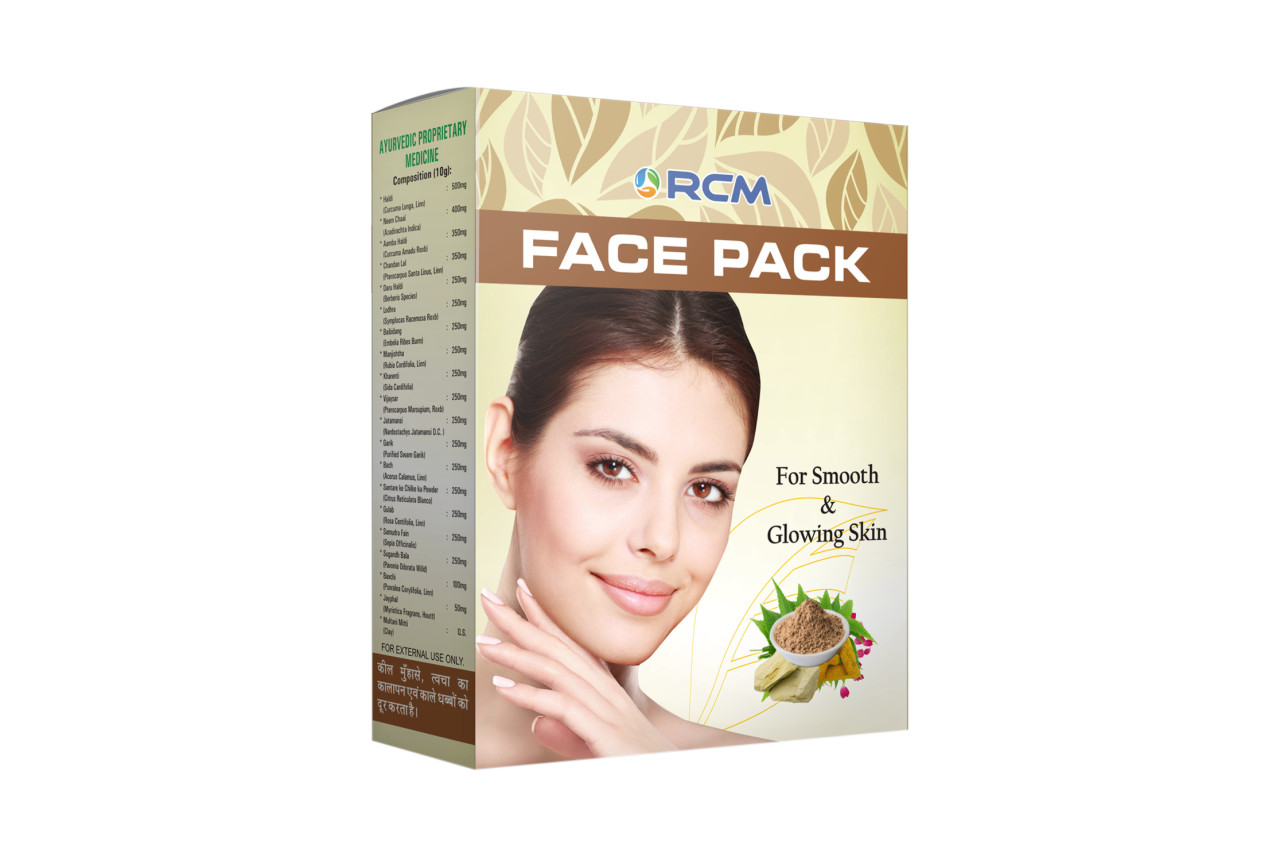 Rcm Face Pack(100g)