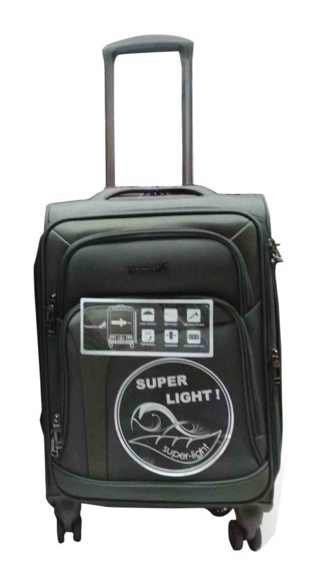 Jupiter1001 (20) 2018 Gray- Travel Bag