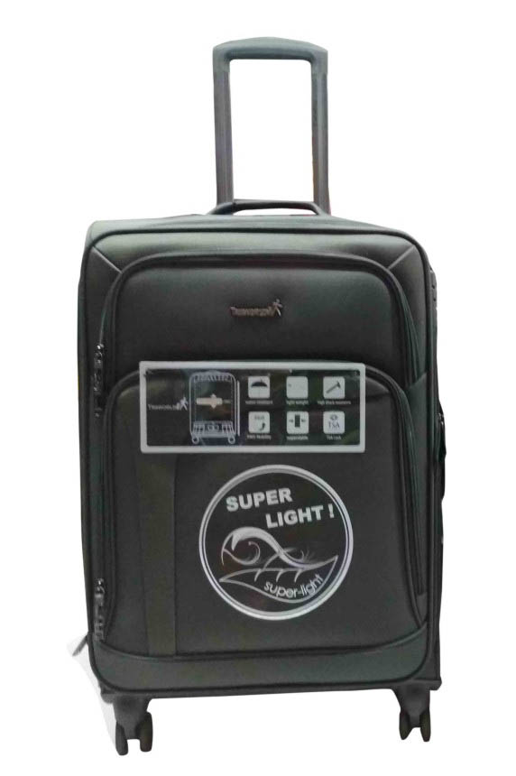 Jupiter1001 (24) 2018 Gray- Travel Bag