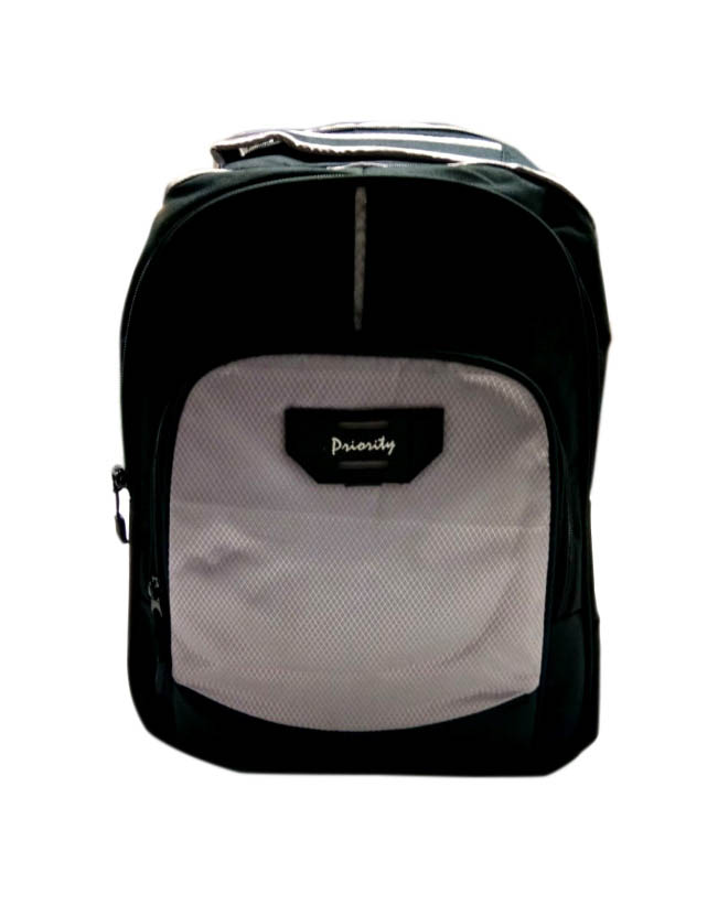 HS VALENTEENO 01-BLACK/GRAY Backpack Bag