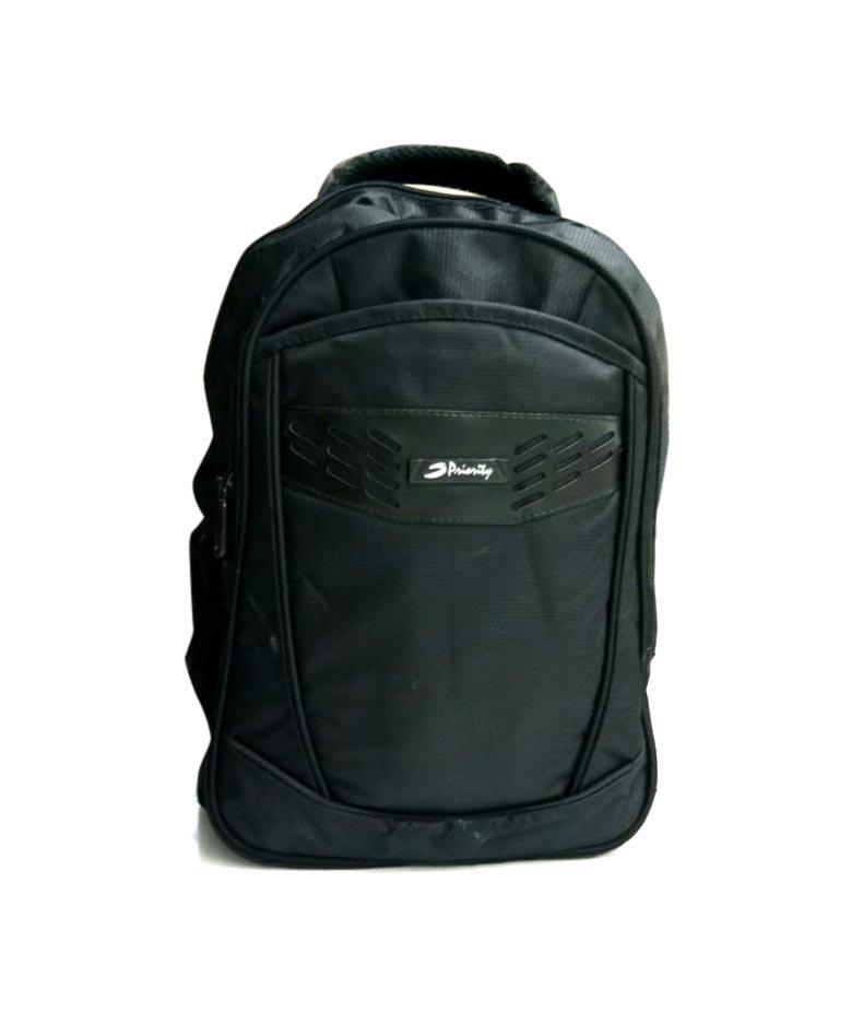 HS HOTSTAR 016-BLACK Backpack Bag