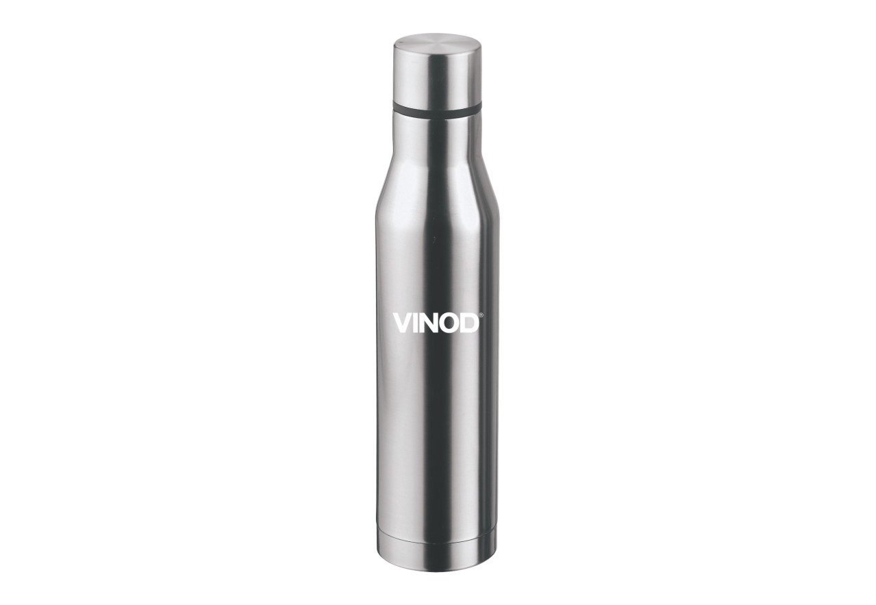 HYDRO 01-SILVER-VACCUME WATER BOTTLE