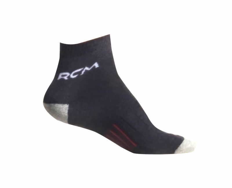 HALF TERRY 01-D NO 10-ANKLE HALF TERRY MENS SOCKS