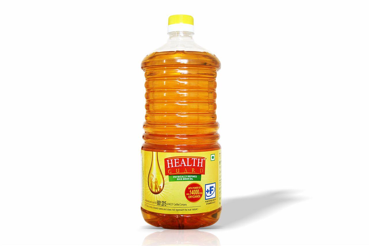 Health Guard Rice Bran Oil(2 Ltr)