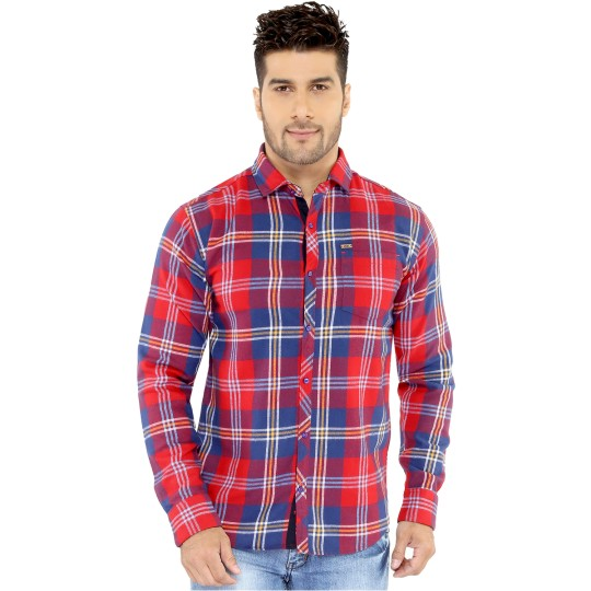 Multi Colour Checks Casual Shirt - 10493