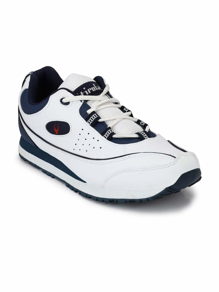 JOGGER105-White-MEN'S SPORTS SHOES