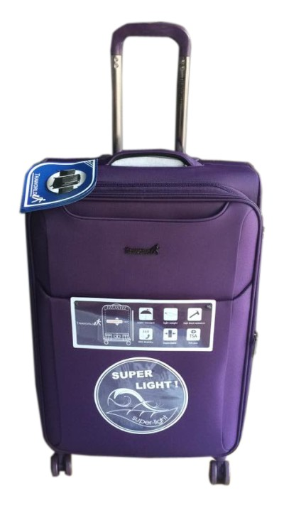 Purple Ballistic Nylon Travel Bag - 1004(20)