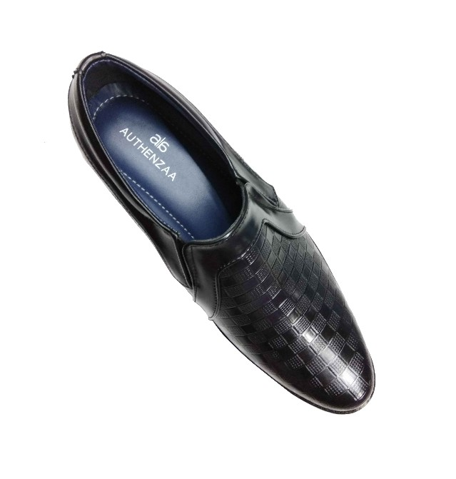 KFOOT 1463 - Black Formal Shoes