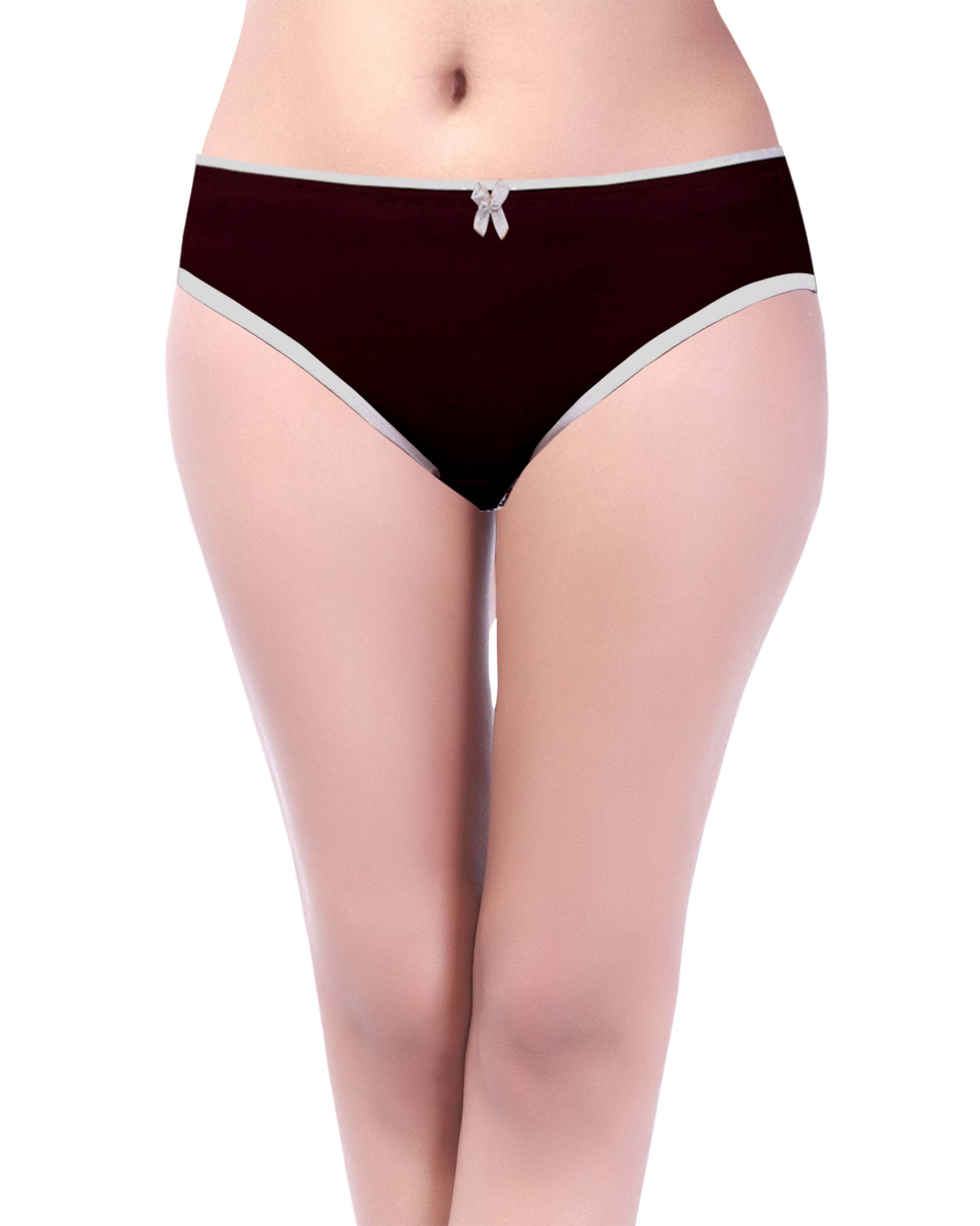 Wmn Panty KS040-P-MP- LE21 Black