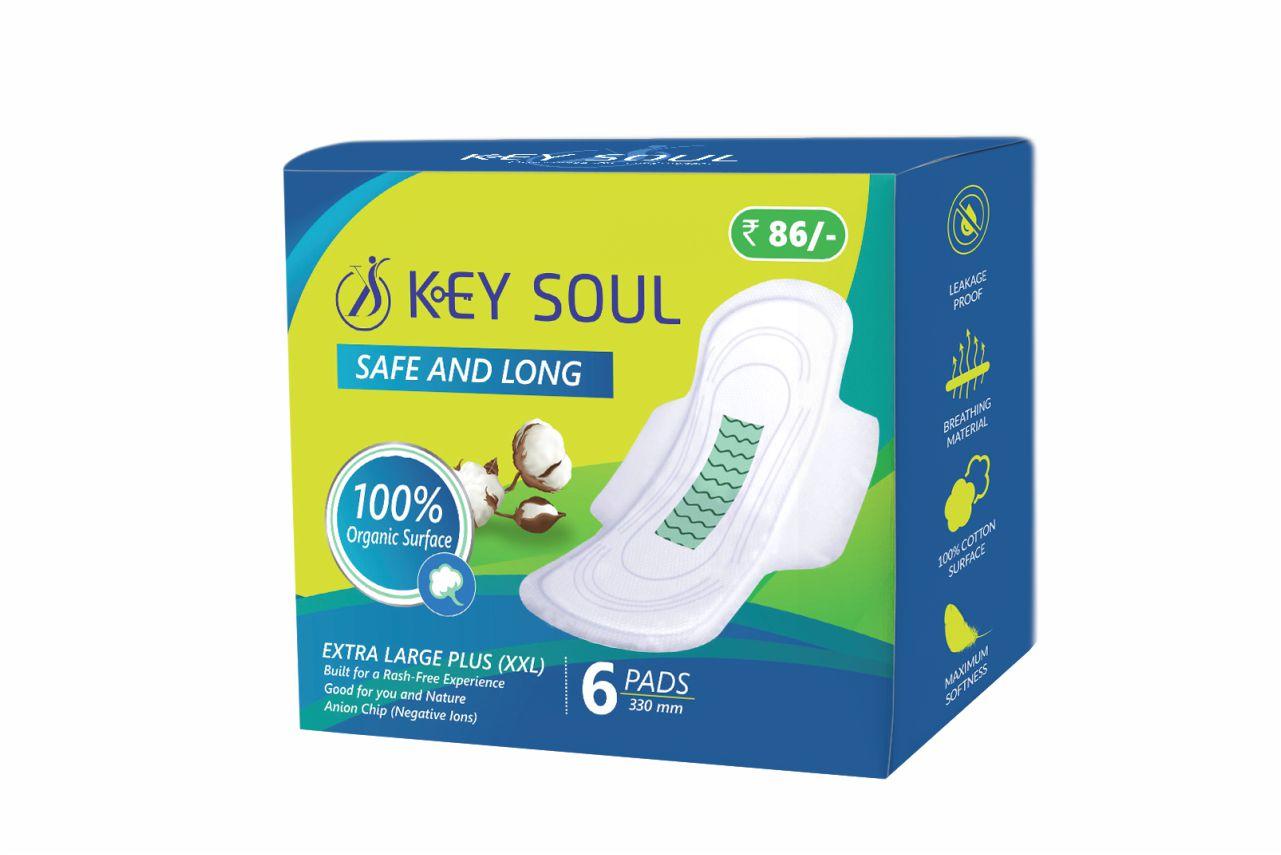 Key Soul Safe and Long (XXL)