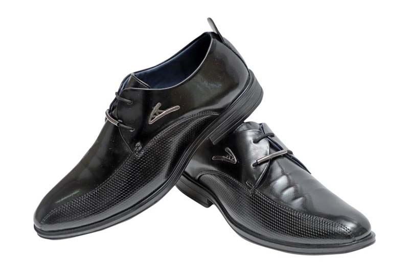 LZ 04-BLACK Formal Shoes
