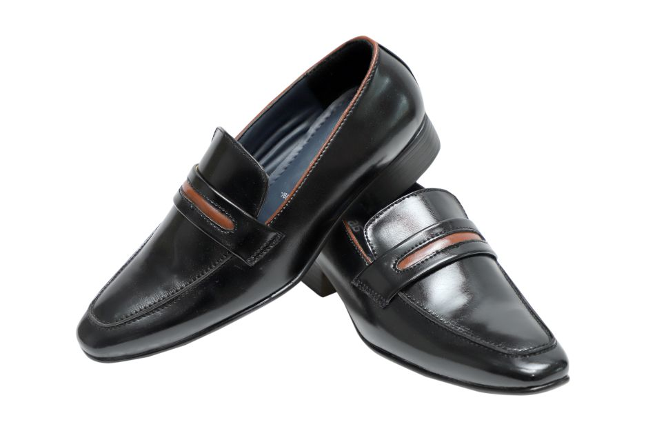 LZ 05-BLACK Formal Shoes
