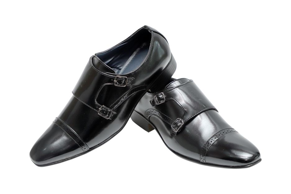 LZ 06-BLACK Formal Shoes