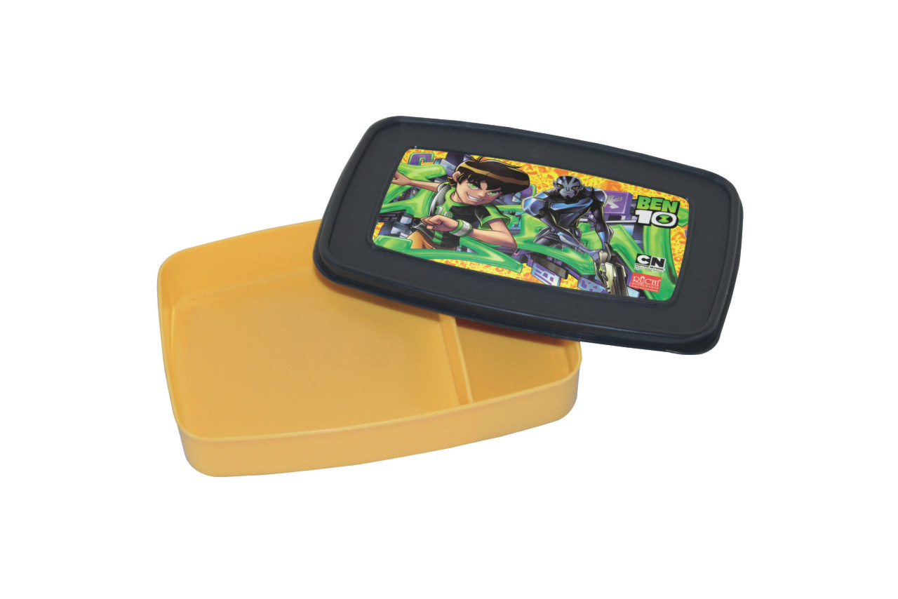 RCM LUNCH BOX YELLOW