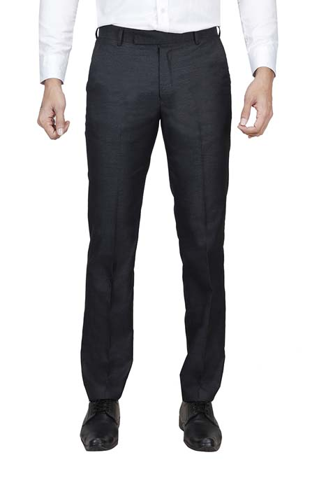 MN FORMAL TROUSER-BLACK-MFRT 02