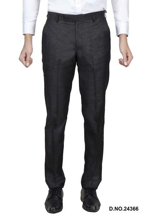 MN FORMAL TROUSER-COFFEE BROWN-MFRT 02