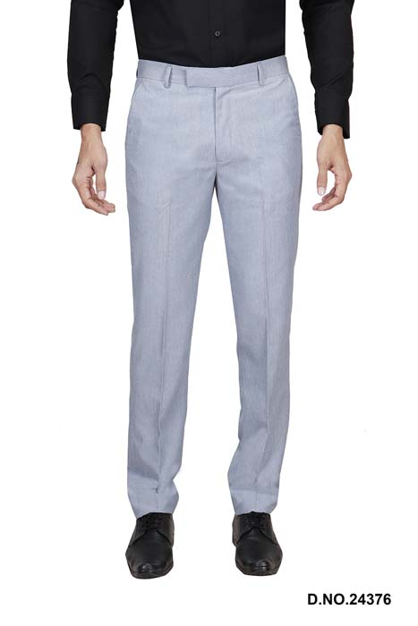 MN FORMAL TROUSER-LIGHT GRAY-MFRT 02