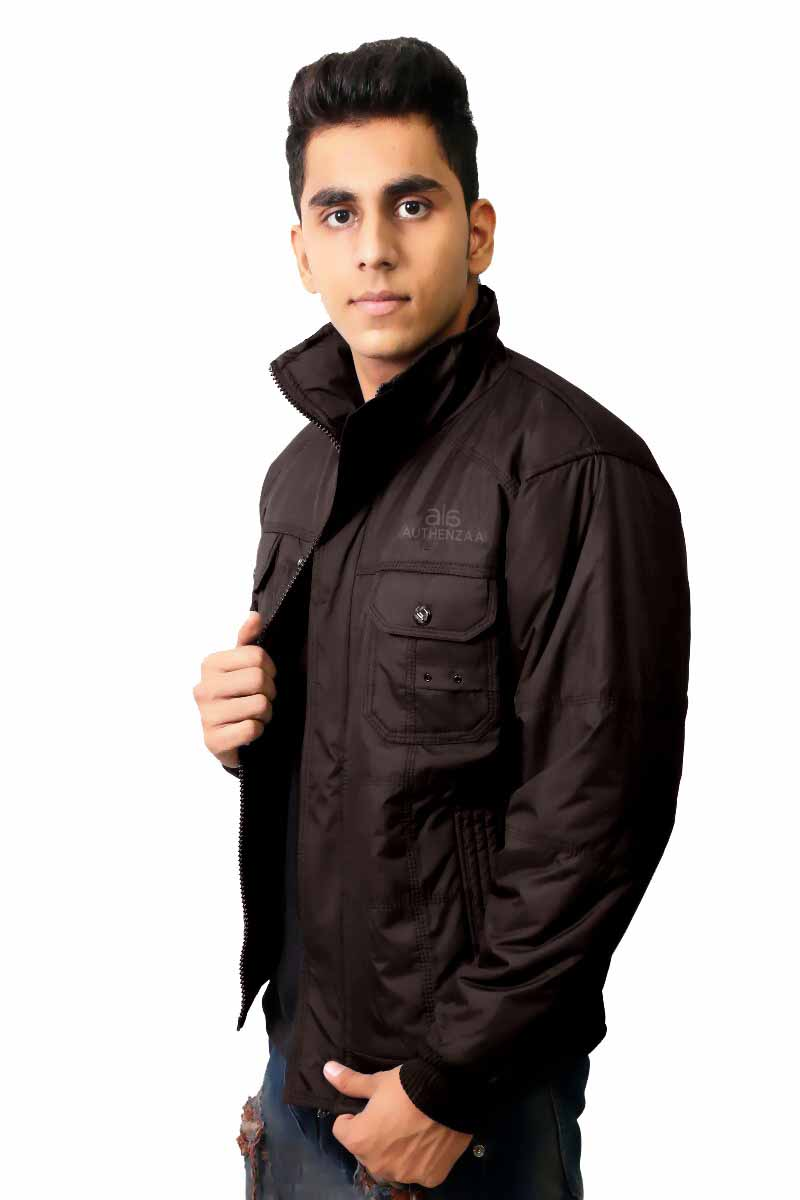 MJK MI4 10-COFFEE WINTER JACKET
