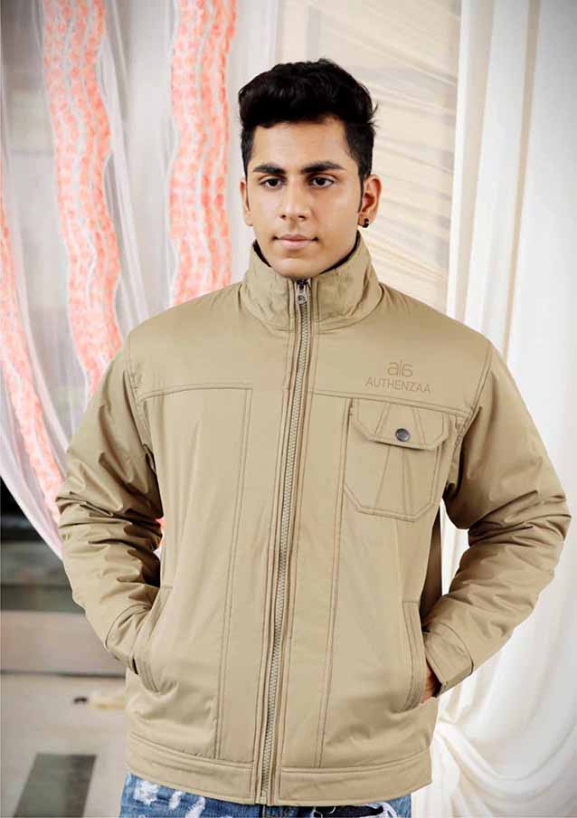 MJK MI4 11-CAMEL WINTER JACKET