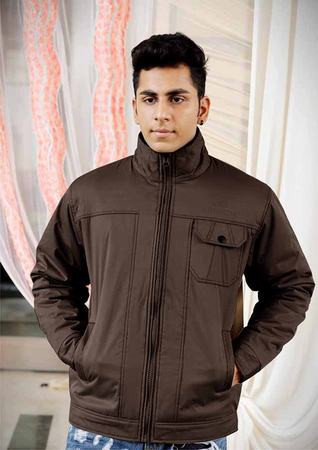MJK MI4 11-DARK MOUSE WINTER JACKET