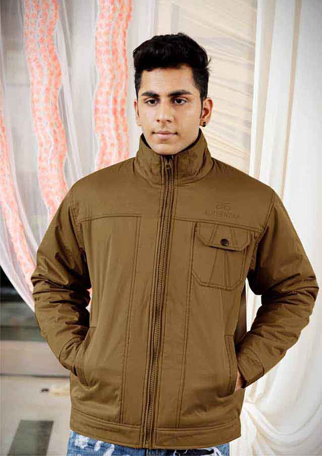 MJK MI4 11-TAN WINTER JACKET