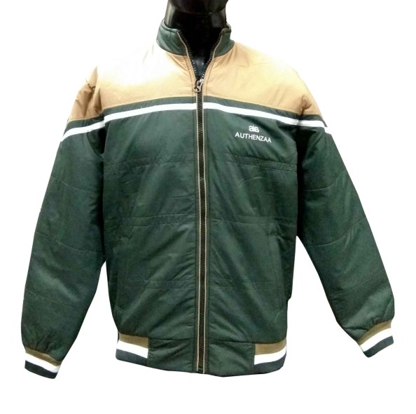 MI4 01 - Olive Winter's Jacket