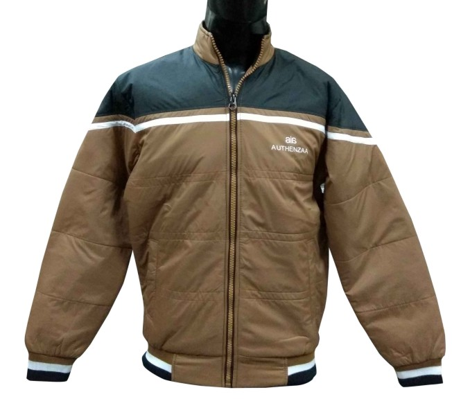 MI4 01 - Tan Winter's Jacket
