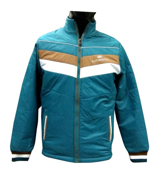 MI4 03 - Parrot Green Winter's Jacket