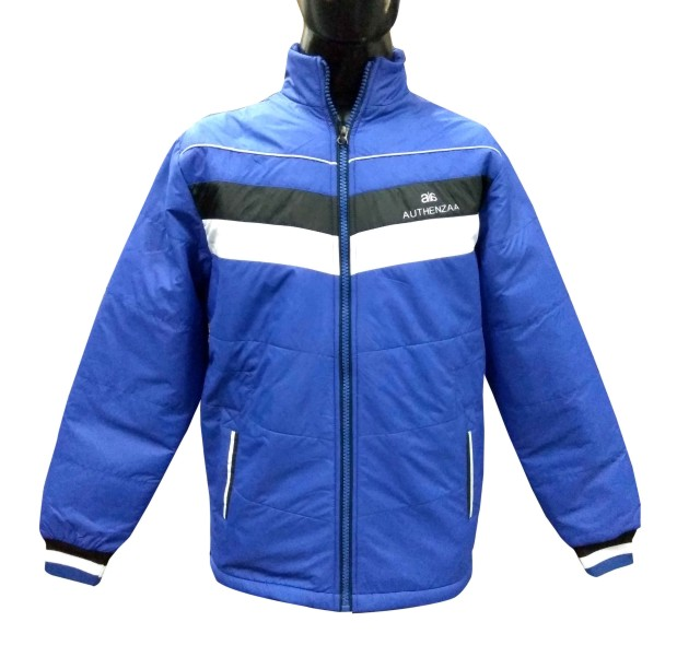 MI4 03 - Royal Blue Winter's Jacket