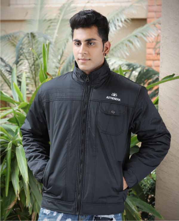 MJK MI4 05-BLACK WINTER JACKET