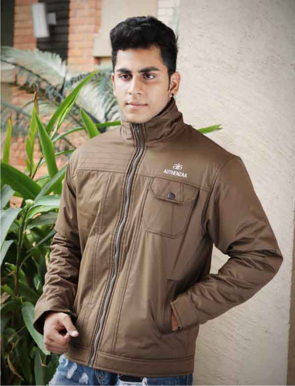 MJK MI4 05-COFFEE WINTER JACKET