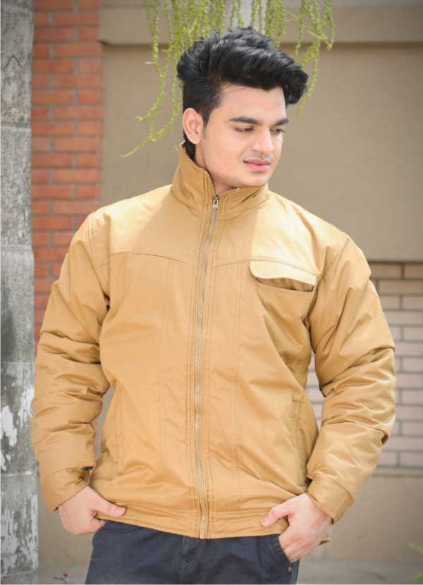 MJK MI4 06-CAMEL WINTER JACKET