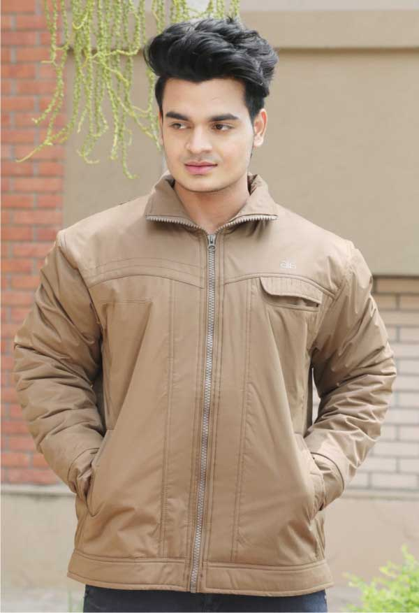 MJK MI4 06-COFFEE WINTER JACKET