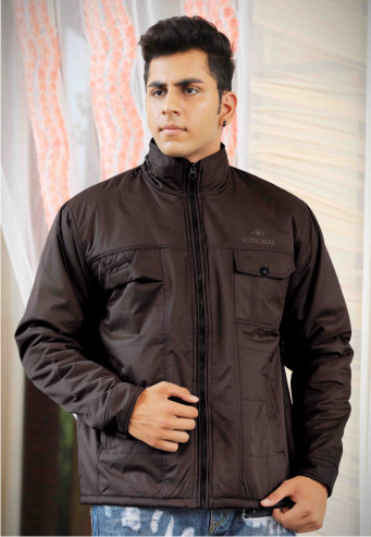 MJK MI4 07-D GRAY WINTER JACKET