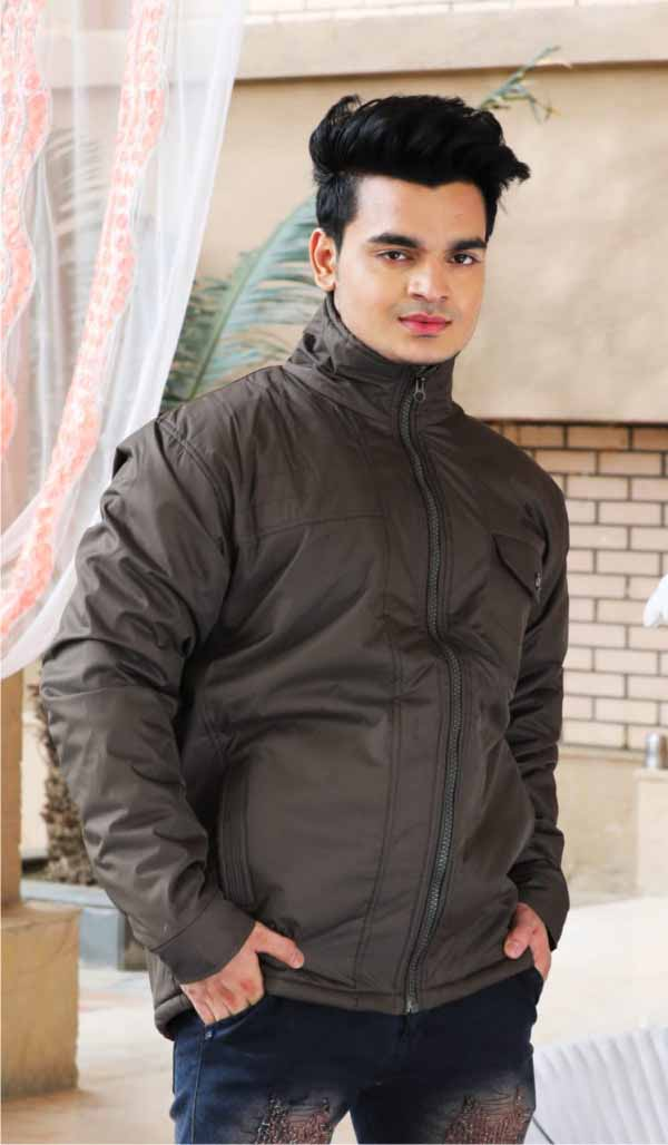 MJK MI4 08-MAHENDI WINTER JACKET