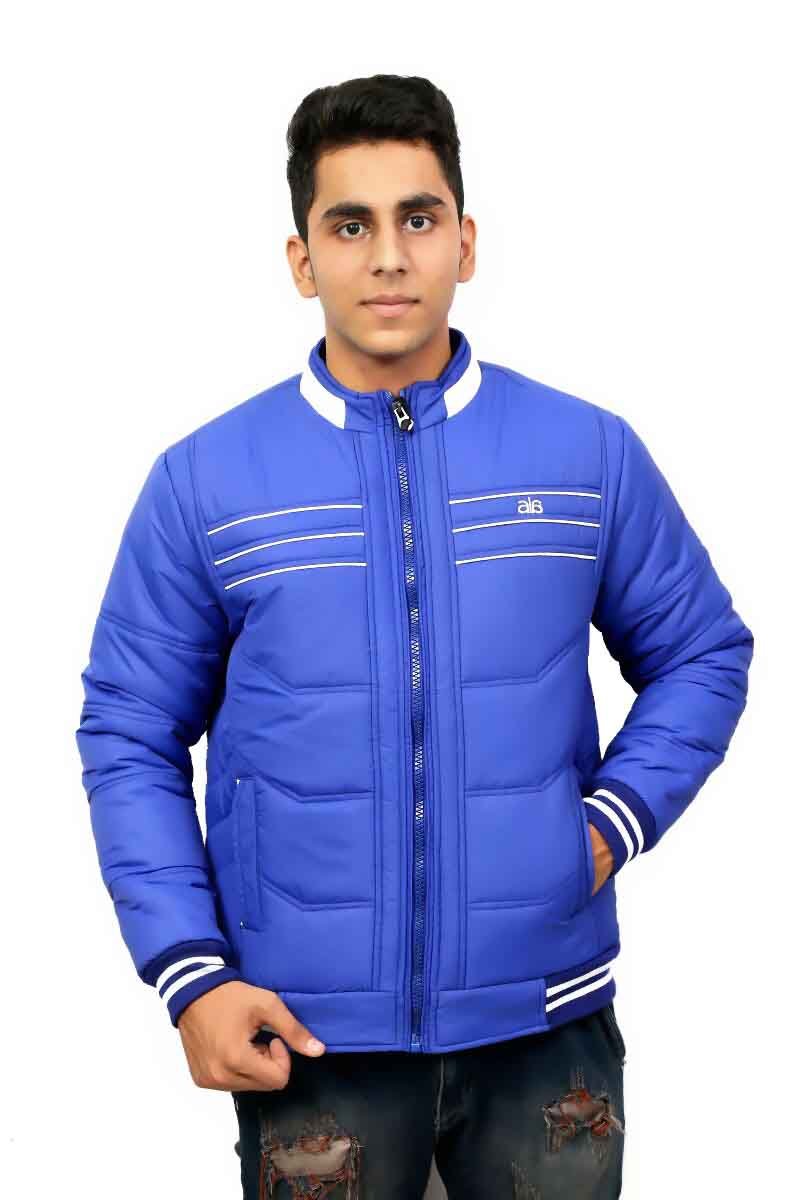 MI6 01 - Royal Blue Winter's Jacket