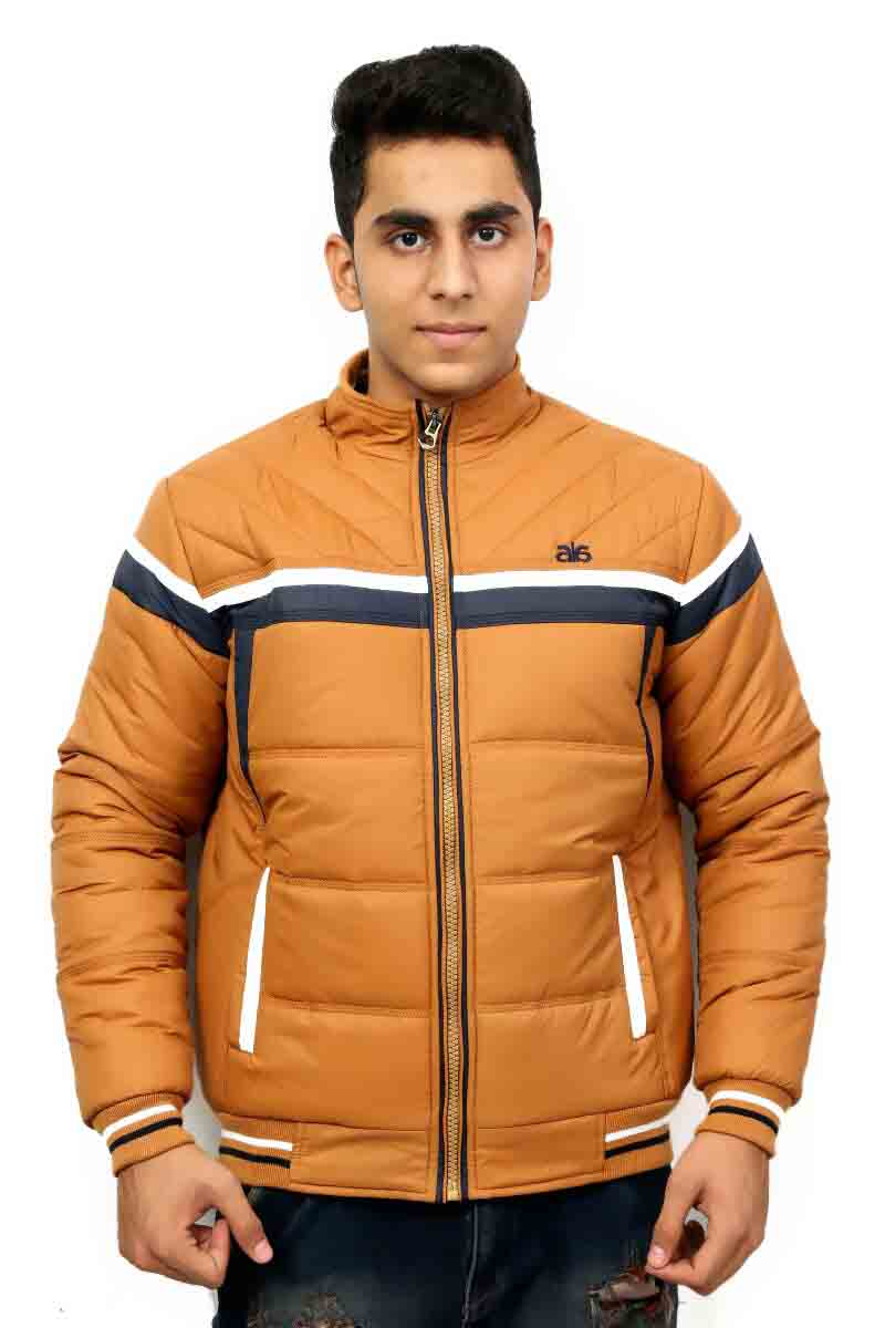 MI6 02 - Tan Winter's Jacket