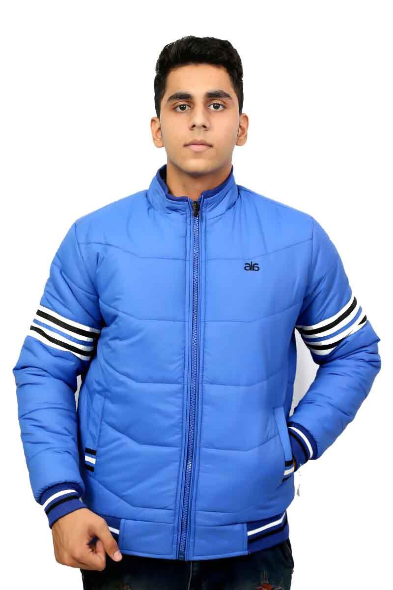 MI6 03 - Royal Blue Winter's Jacket
