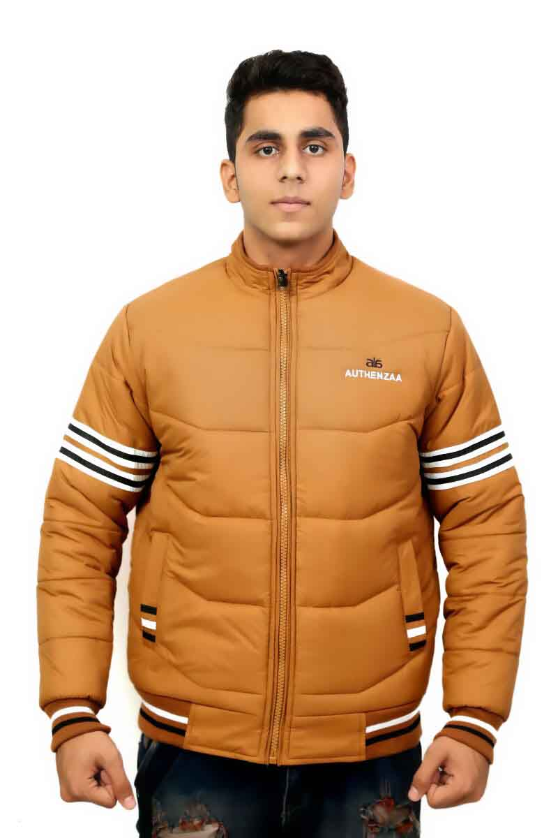 MI6 03 - Tan Winter's Jacket