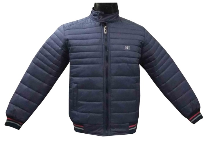 MI6 04 - Deep Blue Winter's Jacket
