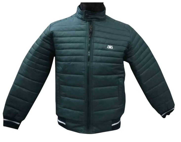 MI6 04 - Green Winter's Jacket