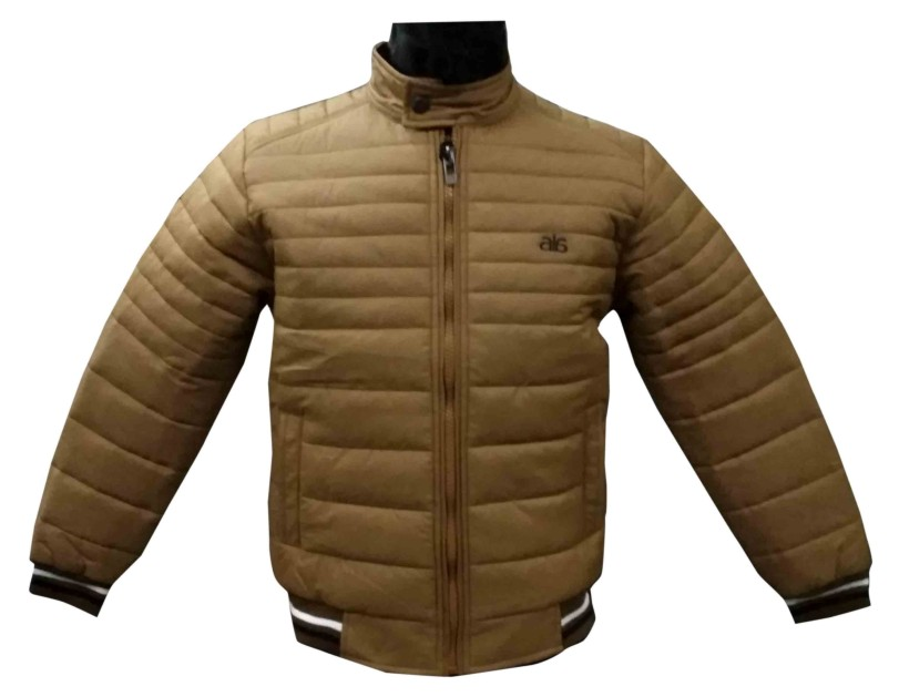 MI6 04 - Tan Winter's Jacket