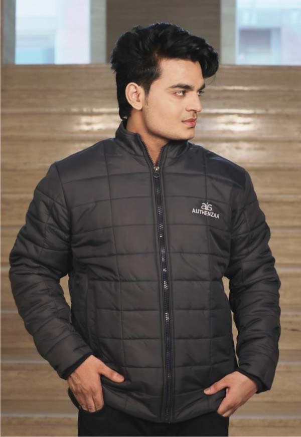 MJK MI6 05-NAVY WINTER JACKET