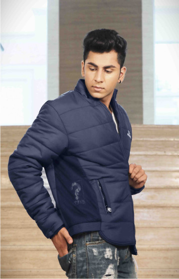 MJK MI6 06-NAVY WINTER JACKET