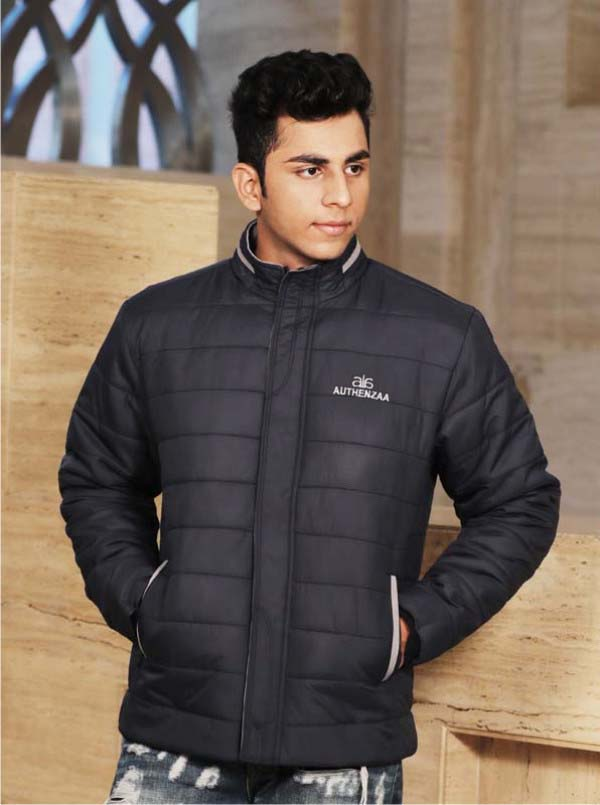 MJK MI6 07-NAVY WINTER JACKET