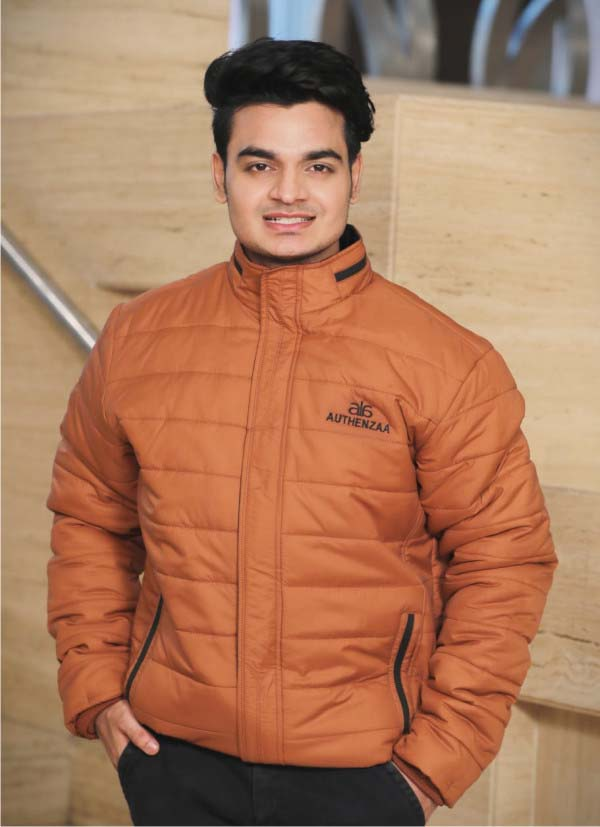 MJK MI6 07-TAN WINTER JACKET